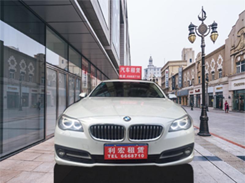 江安宝马5系租车